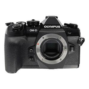 Olympus Gebraucht: Olympus OM-D E-M1 Mark II Schwarz