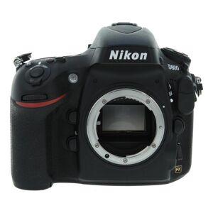 Nikon Gebraucht: Nikon D800 Schwarz