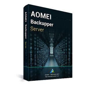 AOMEI Backupper Server 5.6 Ohne Lifetime Upgrades
