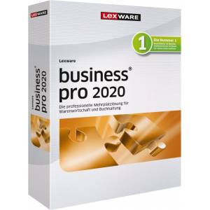 Lexware Business Pro 2020 365 Tage Laufzeit Download