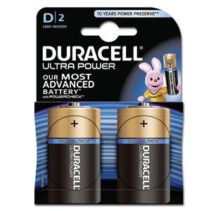 Designhütte DURACELL Ultra Power MX1300 D BL2