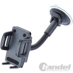 HP Handyhalter Mit Flexiblem Schwanenhals Kfz Handy Halterung Breite 37-82mm Ean 4000444214328 Art.-nr. 17683