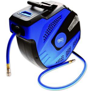 BGS technic KG Automatik Druckluft Schlauch Aufroller 12 Meter Schlauchtrommel Drucklufttrommel