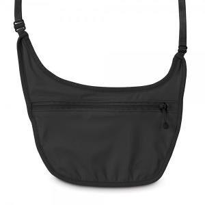 Pacsafe Coversafe S80 Secret Body - Tasche for passport / cash - 190gsm Nylon Spandex - Schwarz (10127100)
