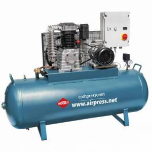 Airpress Kompressor K 300-700S  mit Stern-Dreieck 36525-N