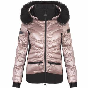 High Society / Kelly High Society Women Jacket HARPER rose gold M rot Damen