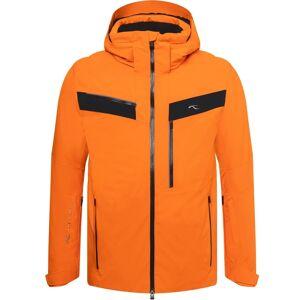Kjus Men Jacket CUCHE kjus orange/black 48 orange Herren