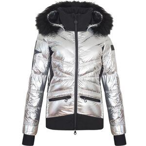 High Society / Kelly High Society Women Jacket HARPER silver S silber Damen