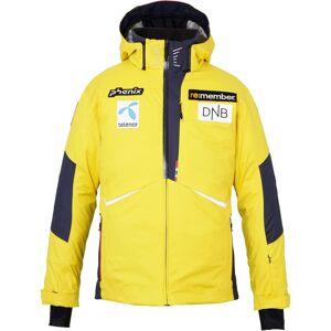 Phenix Men Jacket NORWAY ALPINE TEAM golden yellow 52 gelb Herren