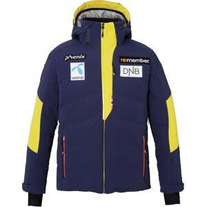 Phenix Men Hybrid Down Jacket NORWAY ALPINE TEAM midnight 50 blau Herren