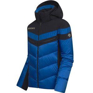 Descente Men DTL Hybrid Down Jacket BARRET nautical blue/black 52 blau Herren