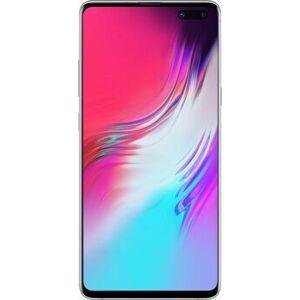 Samsung Wie neu: Samsung Galaxy S10 5G   256 GB   crown silver   Single-SIM