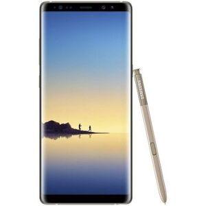 Samsung Wie neu: Samsung Galaxy Note 8   64 GB   gold   Single-SIM