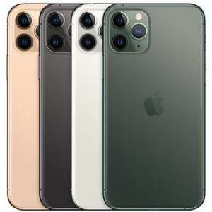 Apple iPhone 11 Pro   256 GB   nachtgrün