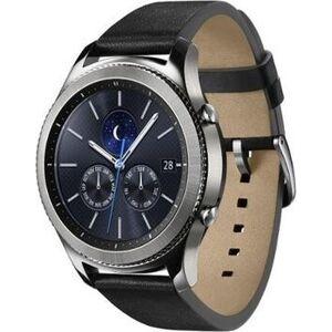 Samsung Gear S3 Classic   silber   Armband schwarz