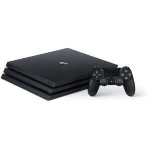 Playstation 4 Pro   1 TB   schwarz