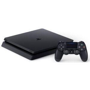 playstation Wie neu: Playstation 4 Slim   500GB   1 controller   schwarz