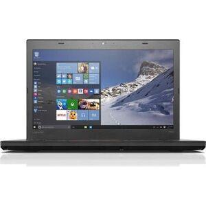 "IBM Wie neu: Lenovo ThinkPad T460   i5-6300U   14""   16 GB   120 GB SSD   FHD   Webcam   Win 10 Pro   DE"