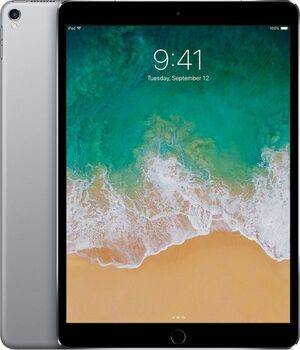 "Apple iPad Pro 2 (2017) 10.5""   256 GB   spacegrau   WIFI + LTE"