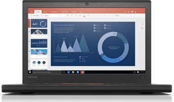 "IBM Wie neu: Lenovo ThinkPad X260   i5-6300U   12.5""   8 GB   256 GB SSD   FHD   Win 10 Pro   DE"