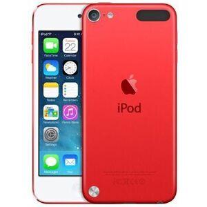 Apple Wie neu: Apple iPod touch (2015) 6th Gen   128 GB   rot