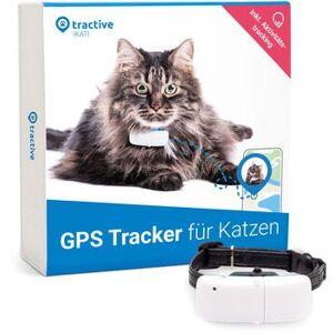 Wie neu: Tractive GPS Tracker für Katzen (2021) mit Aktivitätstracking und unlimiterter Reichweite   EXKL. ABO   weiß