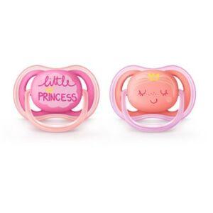 Avent Buy Für die empfindliche Babyhaut, 6-18 Monate, Ultra Air SchnullerSCF343/22 online   Philips Shop