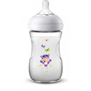 Philips Buy 1 Flasche, 260 ml, Natural-BabyflascheSCF070/22 online   Philips Shop