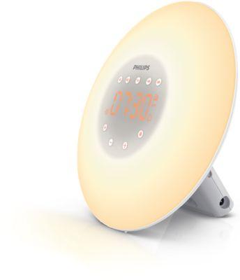 Philips Buy Aufwachen mit Licht, 2natürliche Wecktöne, Wake-up LightHF3508/01 online   Philips Shop