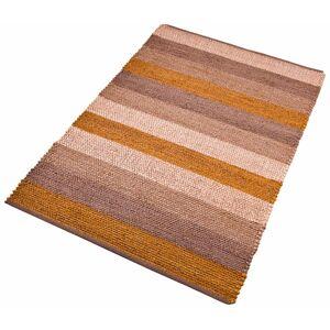 Home affaire Teppich, »Hanf Stripe«, Home affaire, rechteckig, Höhe 5 mm, handgewebt