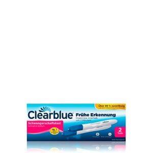 Clearblue Schnell & Einfach schwangerschaftstest  2 Stk