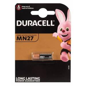 """Duracell Batterie """"27A"""", 10 x 1er"""