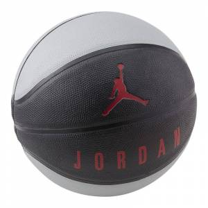 Nike Jordan Playground 8P Basketball - Schwarz 7 Unisex  Schwarz