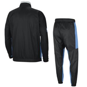 Nike Los Angeles Lakers City Edition Courtside Nike NBA-Trainingsanzug für Herren - Schwarz S Male  Schwarz