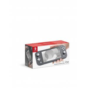 Nintendo LITE Nintendo Switch Lite Grau transparent Unisex EG