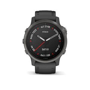 Garmin GPS-Sportuhr Fenix 6S Sapphire grau EG