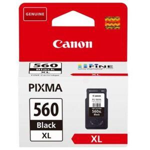 Canon Original Druckerpatrone / Tinte für Canon 3712C001 / PG-560 XL schwarz