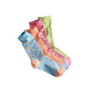 Deerberg Damen 4er Pack Socken Alwine