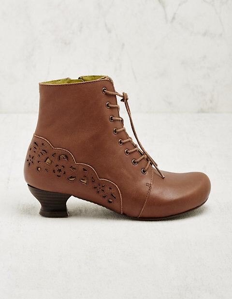 Deerberg Damen Stiefeletten Jarla braun Boots