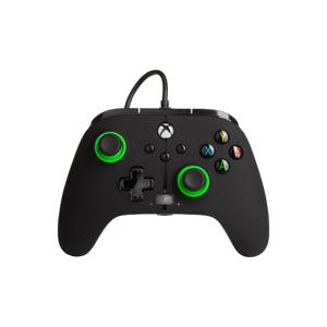 Power A Enhanced Wired Controller für Xbox Series X/S Schwarz Grün