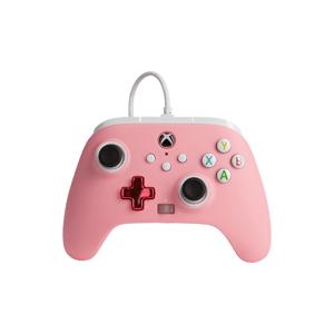 Power A Enhanced Wired Controller für Xbox Series X/S Pink