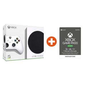 Microsoft Xbox Series S 512GB inkl. Game Pass Ultimate 1 Monat DE