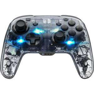 Performance Designed Products LLC PDP Wireless Controller Afterglow Deluxe für Nintendo Switch