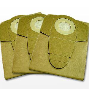 Deuba® Staubsaugerbeutel für 30L Sauger 3er Pack