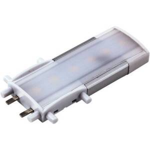 HEITRONIC Seamless X-Verbinder 1W 75lm für LED Leisten HEITRONIC MECANO EEK:A+
