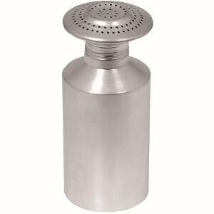 Schneider GmbH SCHNEIDER Streuer mit Schraubdeckel, Gewürzstreuer aus Aluminium für Pommes Frites, Durchmesser: 80 mm, Höhe: 190 mm