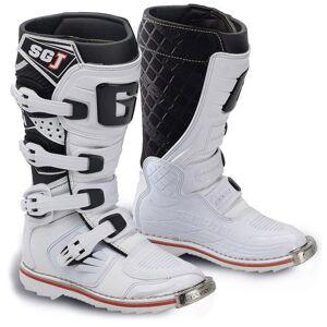 Gaerne SG-J Kinder Motocross Stiefel Weiss 35