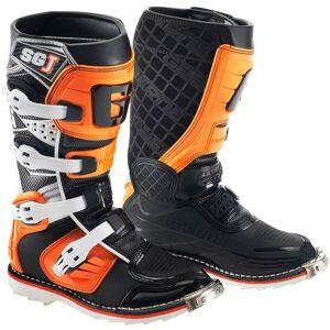 Gaerne SG-J Kinder Motocross Stiefel Schwarz Orange 39