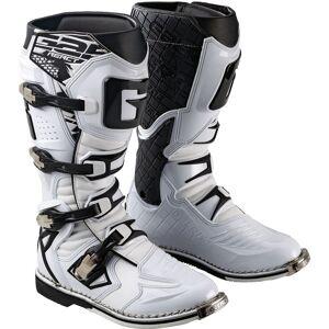 Gaerne G-React Goodyear Motocross Stiefel Weiss 46