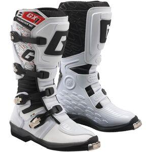 Gaerne GX-1 Evo Motocross Stiefel Weiss 48